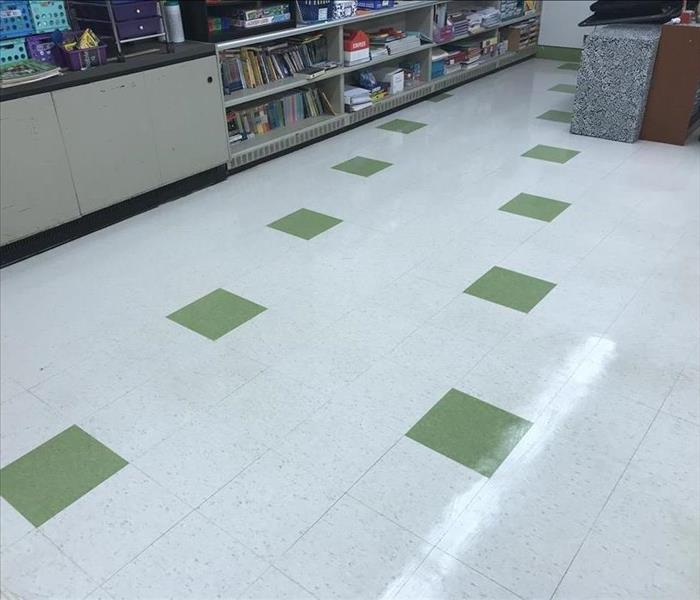 Local School Commercial Cleaning After