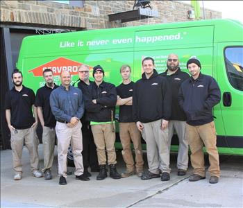 The SERVPRO Team of Cecil County