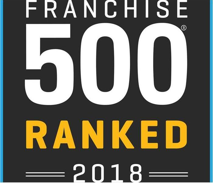 Why SERVPRO SERVPRO Named to Entrepreneur's Top 10 Franchise List for Ten Consecutive Year