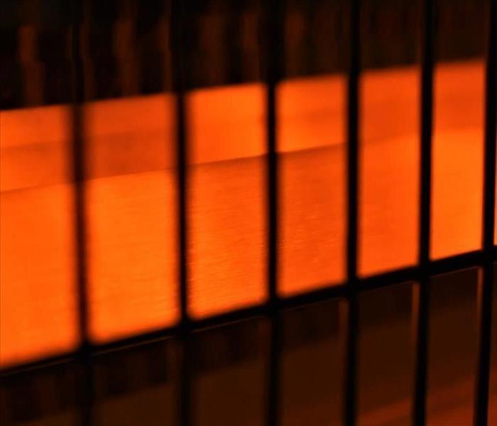 close up photo of heater
